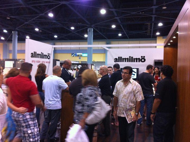 Allmilmo Opens Studio In The Design Center Of The Americas Florida